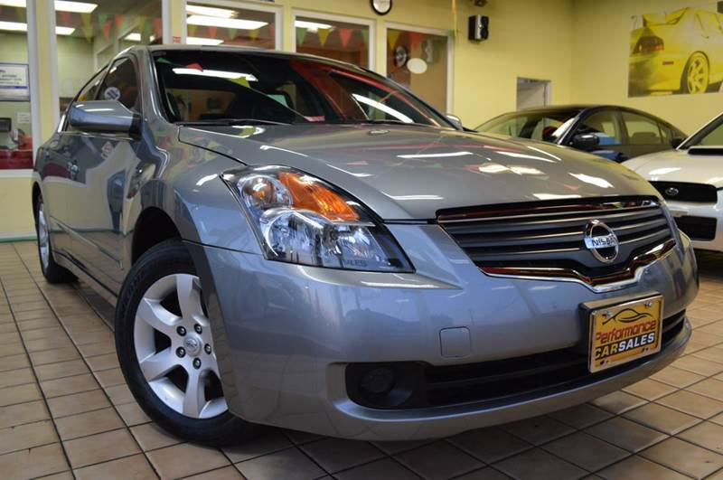 2007 Nissan Altima for sale at Performance car sales in Joliet IL