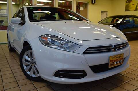 2014 Dodge Dart for sale at Performance car sales in Joliet IL