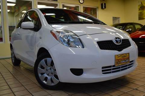 2007 Toyota Yaris for sale at Performance car sales in Joliet IL