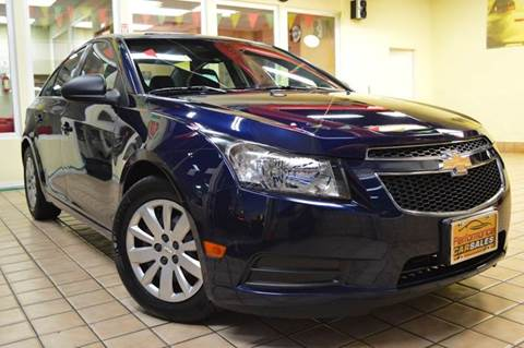 2011 Chevrolet Cruze for sale at Performance car sales in Joliet IL