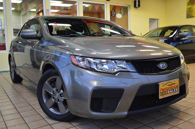 2011 Kia Forte Koup for sale at Performance car sales in Joliet IL