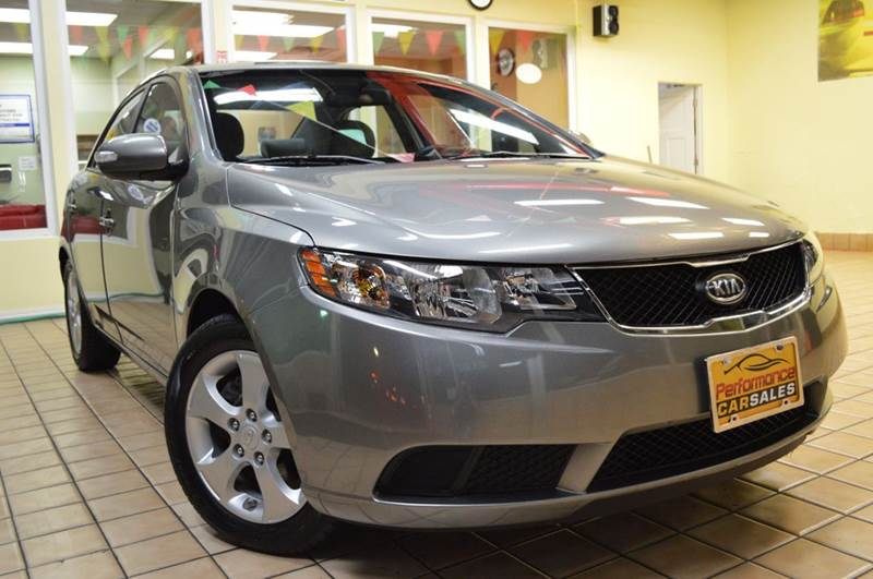 2010 Kia Forte for sale at Performance car sales in Joliet IL