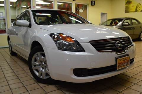 2009 Nissan Altima for sale at Performance car sales in Joliet IL
