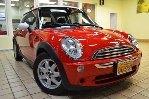 2006 MINI Cooper for sale at Performance car sales in Joliet IL