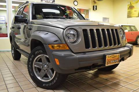 2005 Jeep Liberty for sale at Performance car sales in Joliet IL