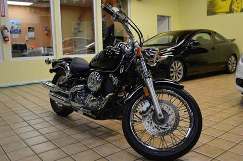 2002 Yamaha V-Star 650 for sale at Performance car sales in Joliet IL