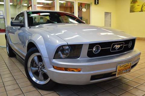 2006 Ford Mustang for sale at Performance car sales in Joliet IL