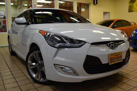 2013 Hyundai Veloster for sale at Performance car sales in Joliet IL