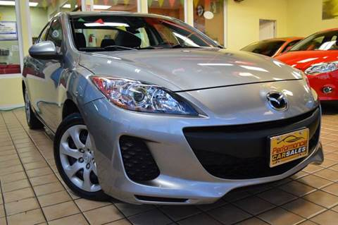 2012 Mazda MAZDA3 for sale at Performance car sales in Joliet IL