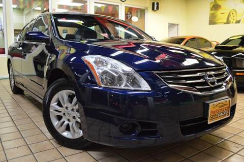 2012 Nissan Altima for sale at Performance car sales in Joliet IL