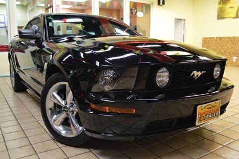 2008 Ford Mustang for sale at Performance car sales in Joliet IL