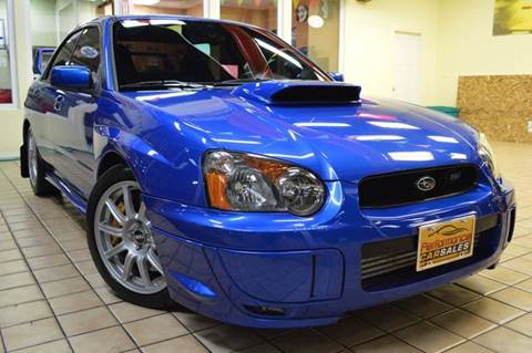 2004 Subaru Impreza for sale at Performance car sales in Joliet IL
