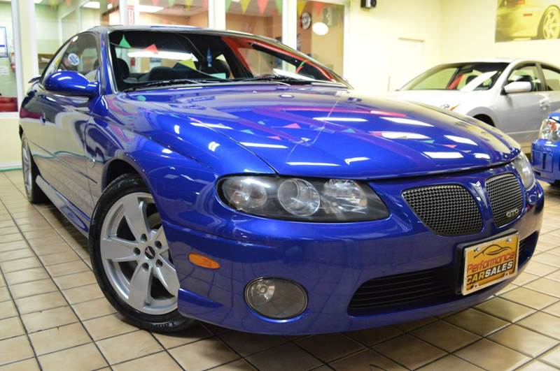 2004 Pontiac GTO for sale at Performance car sales in Joliet IL