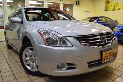 2011 Nissan Altima for sale at Performance car sales in Joliet IL