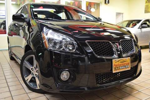 2009 Pontiac Vibe for sale at Performance car sales in Joliet IL