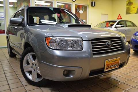 2007 Subaru Forester for sale at Performance car sales in Joliet IL