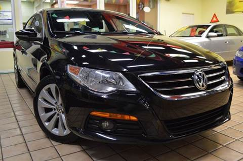 2010 Volkswagen CC for sale at Performance car sales in Joliet IL