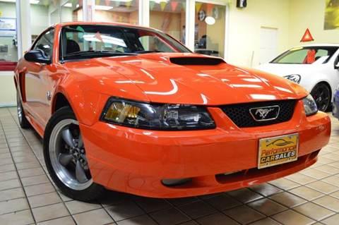2004 Ford Mustang for sale at Performance car sales in Joliet IL
