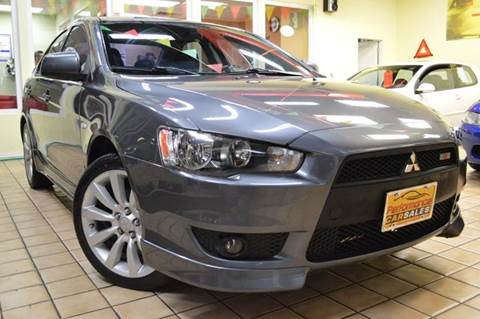 2008 Mitsubishi Lancer for sale at Performance car sales in Joliet IL