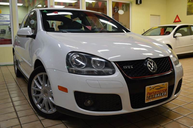 2007 Volkswagen GTI for sale at Performance car sales in Joliet IL