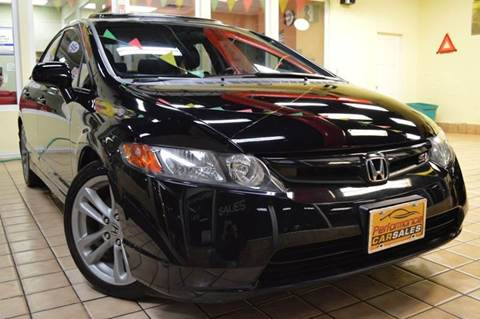 2007 Honda Civic for sale at Performance car sales in Joliet IL