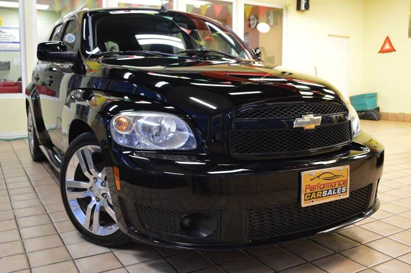 2008 Chevrolet HHR for sale at Performance car sales in Joliet IL