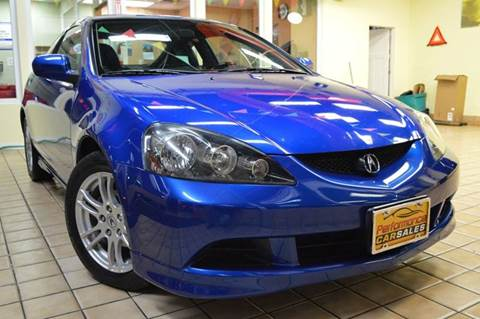 2006 Acura RSX for sale at Performance car sales in Joliet IL