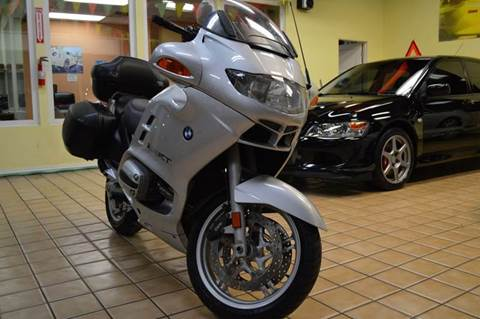 2002 BMW R1150 for sale at Performance car sales in Joliet IL