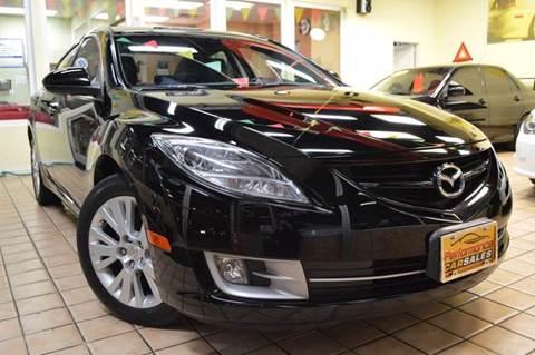 2010 Mazda MAZDA6 for sale at Performance car sales in Joliet IL