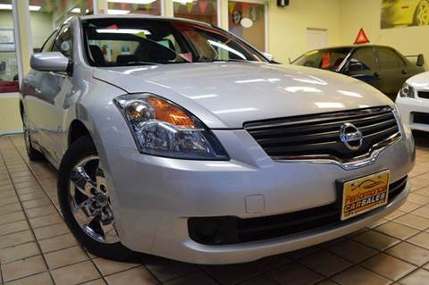 2008 Nissan Altima for sale at Performance car sales in Joliet IL