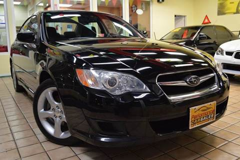 2009 Subaru Legacy for sale at Performance car sales in Joliet IL