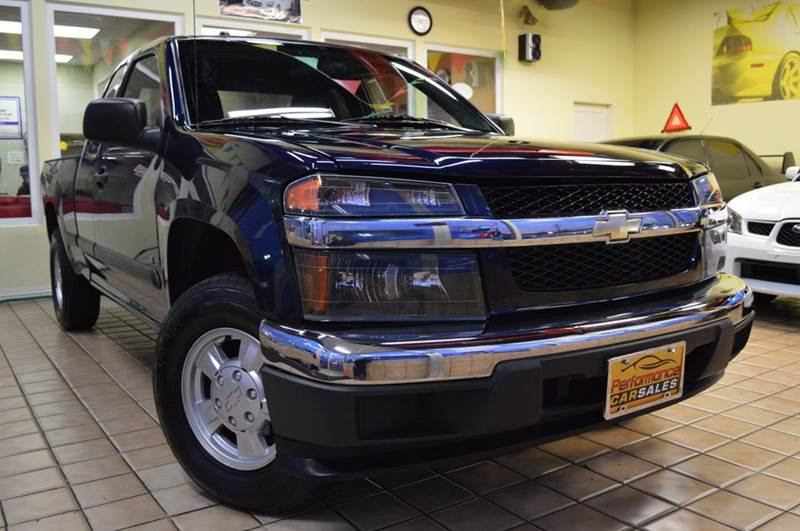2007 Chevrolet Colorado for sale at Performance car sales in Joliet IL