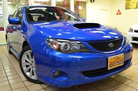 2008 Subaru Impreza for sale at Performance car sales in Joliet IL