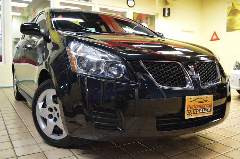 2010 Pontiac Vibe for sale at Performance car sales in Joliet IL