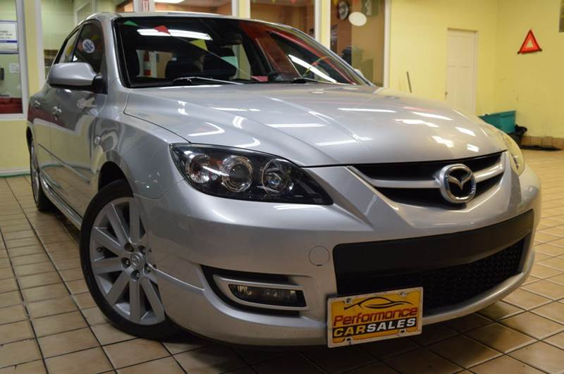 2007 Mazda MAZDASPEED3 for sale at Performance car sales in Joliet IL