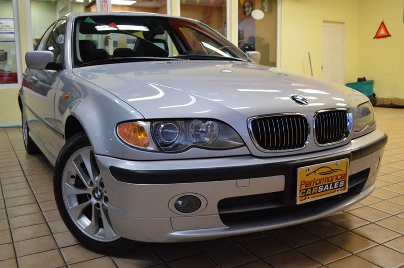 2005 BMW 3 Series for sale at Performance car sales in Joliet IL
