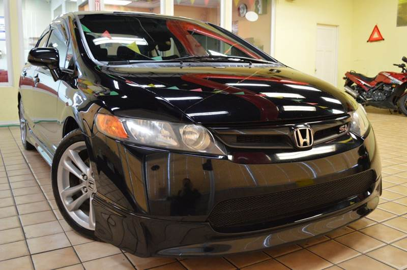 2008 Honda Civic for sale at Performance car sales in Joliet IL