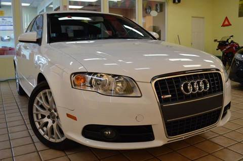 2008 Audi A4 for sale at Performance car sales in Joliet IL