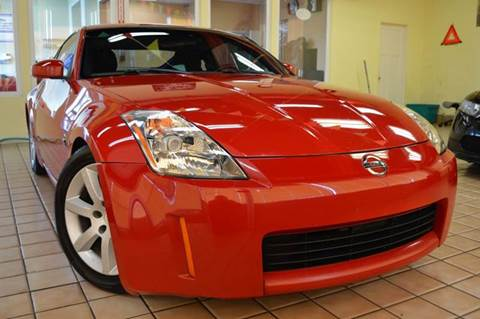 2004 Nissan 350Z for sale at Performance car sales in Joliet IL