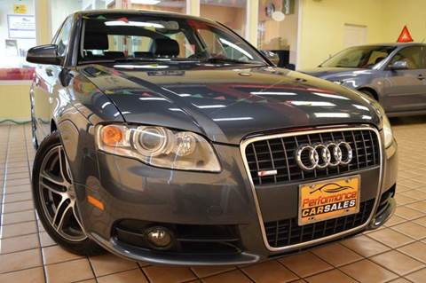 2006 Audi A4 for sale at Performance car sales in Joliet IL