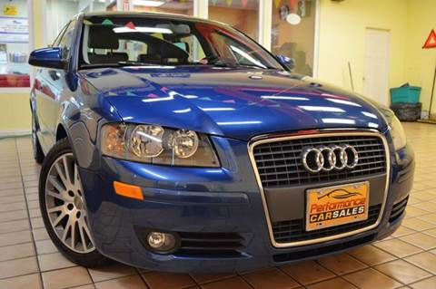 2006 Audi A3 for sale at Performance car sales in Joliet IL