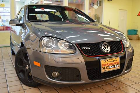 2009 Volkswagen GTI for sale in River Grove, IL