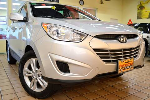 2011 Hyundai Tucson for sale at Performance Car Sales in River Grove IL