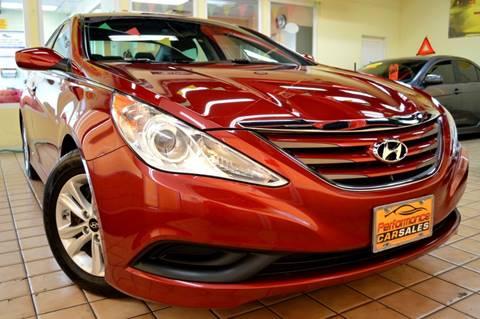 2014 Hyundai Sonata for sale at Performance Car Sales in River Grove IL