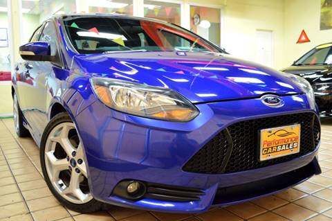2013 Ford Focus for sale at Performance Car Sales in River Grove IL