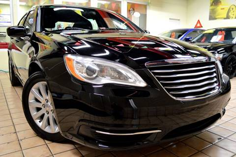 2014 Chrysler 200 for sale at Performance Car Sales in River Grove IL