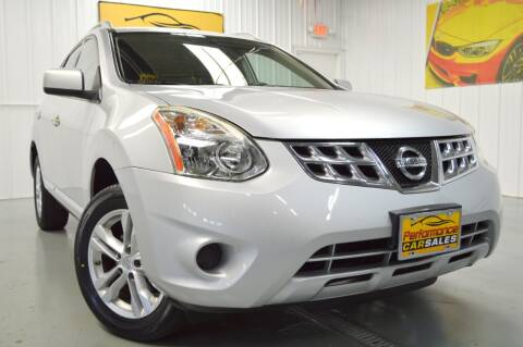 2013 Nissan Rogue for sale at Performance car sales in Joliet IL