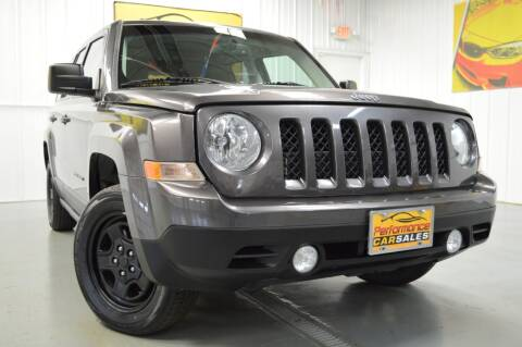 2016 Jeep Patriot for sale at Performance car sales in Joliet IL