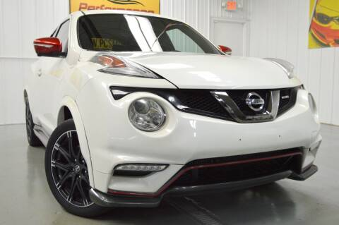 2015 Nissan JUKE for sale at Performance car sales in Joliet IL