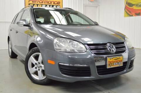 2009 Volkswagen Jetta for sale at Performance car sales in Joliet IL